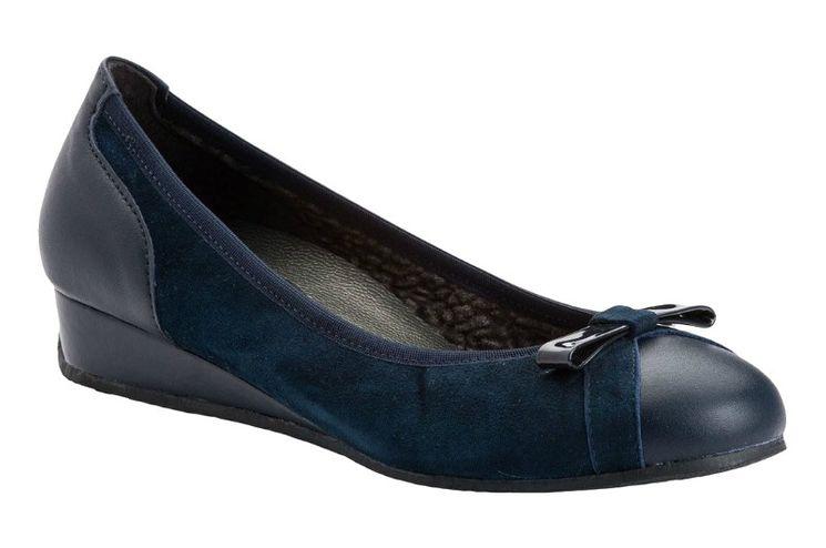 Chaussure Adour AD-2061 - Bleu - T 35 - 2    :