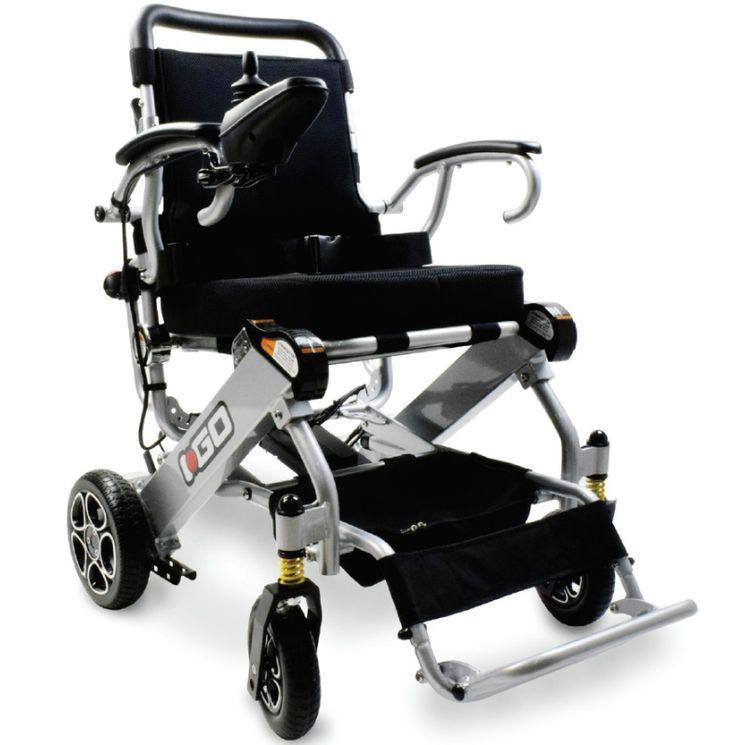 fauteuil roulant lectrique et pliable i go pride. Black Bedroom Furniture Sets. Home Design Ideas