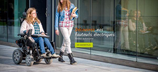 Fauteuils electriques